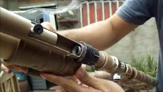 rifle de pvc 3 modelo