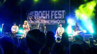 Sam Hill - Congregation of the Damned (Atreyu cover) LIVE