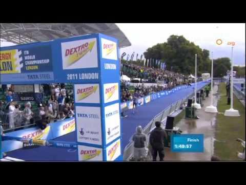 Dextro Energy Triathlon ITU World Championship London - Elite Men