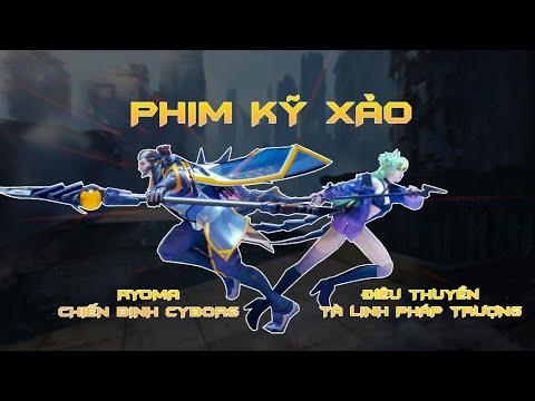 Phim kĩ xảo|Cuộc săn cuối cùng - Điêu Thuyền Tà Linh Pháp Trượng & Ryoma Chiến Binh Cyborg