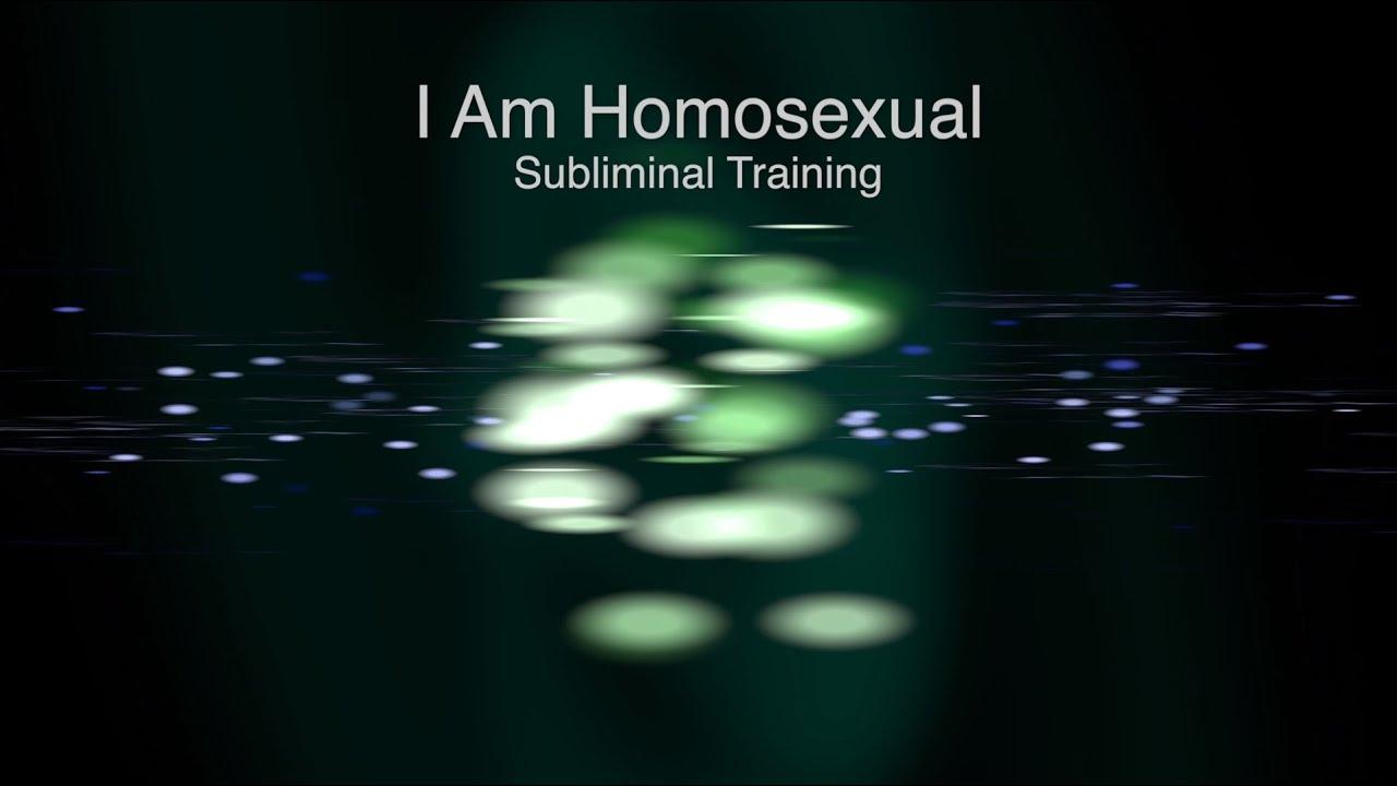 Sexual orientation change hypnosis training