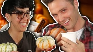 Which Coffee Chain Has The Best Pumpkin Spice Latte? by : BuzzFeedVideo