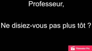 Version sous-titrée française du titre de Lyu:Lyu.