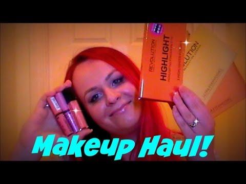 Makeup Haul! ~ Last in Dublin