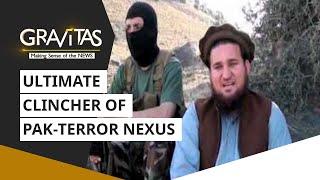 Gravitas: Taliban Terrorist Exposes Pakistan Army | Wion News | World News | Gravitas On Pak Army