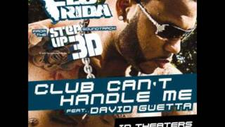 Gambar cover Flo Rida-Club Can't Handle Me (Sidney Samson Remix)