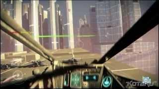Star Wars Battlefront 3 / III - Cancelled Game - Gameplay Alpha Footage