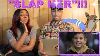 "Video Couple Reacts : ""Slap Her"" Reaction!!! download MP3, 3GP, MP4, WEBM, AVI, FLV Juni 2017"