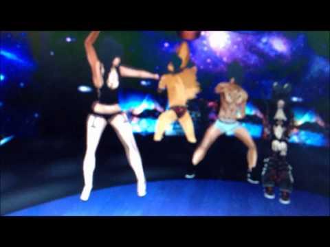 Harlem Shake (IMVU version)