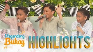 Magandang Buhay: The TNT Boys reveal interesting facts about each other