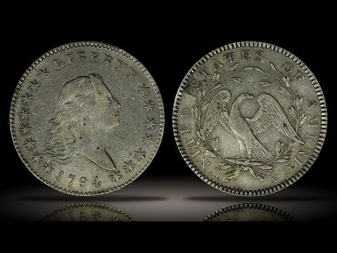 1794 Flowing Hair Half Dollar PCGS XF Details - America's First Half Dollar