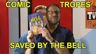 Saved by the Bell: The Comic? - Comic Tropes (Episode 16)