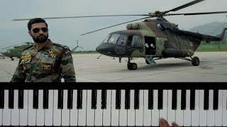URI _Helicopter Scane BGM Cover Version