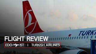 Turkish Airlines I Balıkesir Koca Seyit (EDO) - Istanbul Airport (IST) I Airbus A320