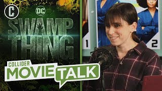 What's Going on with Swamp Thing and DC Universe?
