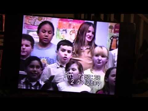 Sean Murray's 3rd Grade Program @ Ulis Newton Elementary School - Henderson, NV - 2/24/2004