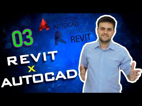REVIT x AUTOCAD