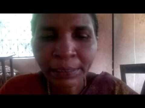RDM-Mrs. Thangam Interview
