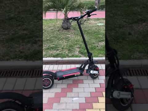 Электросамокат Kugoo G-Booster 2400w