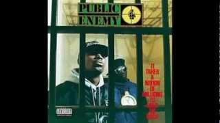 Public Enemy Rebel Without A Pause Lyrics