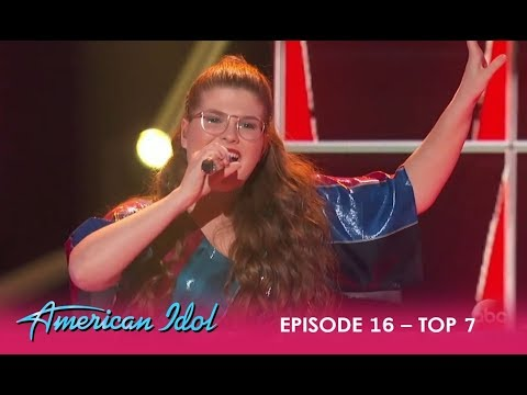 Catie Turner: SMASHES Oops! I Did It Again  Britney Spears  American Idol 2018