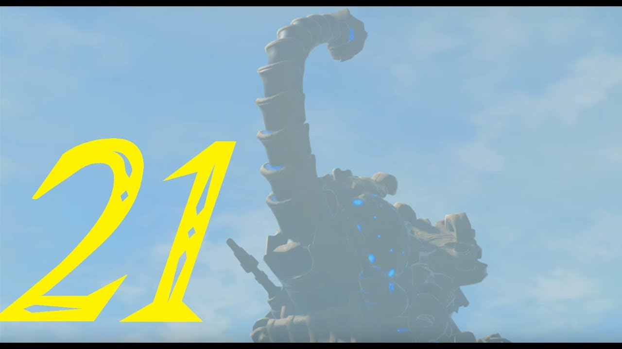 Divine Beast Vah Ruta | Zelda: Breath of the Wild 100% Walkthrough