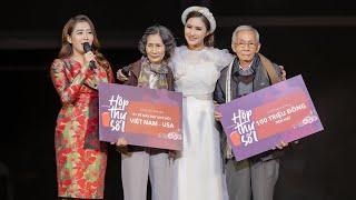 Hương Tràm phối hợp cùng chương trình Điều Ước Thứ 7 tiếp tục cuộc hành trình tìm anh Lam