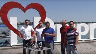 Партія Батьківщина представили свою молоду дніпровську команду, яка іде у Верховну Раду