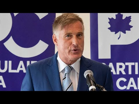 The message of Maxime Bernier's People's Party of Canada