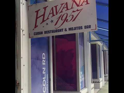 Yummy Globe: Havana 1957, Miami