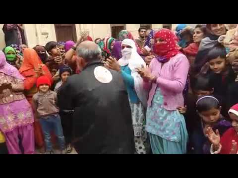 Haryanvi dance tau dancing best video must watch . Impressive