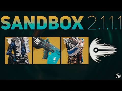 Chaos Reach Fix, Gwisin FIX, & 150 RPM Scout Rework (Sandbox 2.1.1.1) | Destiny 2 Black Armory