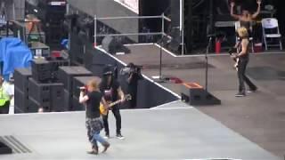 Guns N' Roses  - Концерт в Москве 13 июля 2018 (13.07.2018)