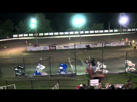 Port City Raceway Jr. Sprint Feature 5-12-12