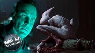 Alien Covenant - Weyland & David, Engineer Massacre, Walter & Neomorph Attack