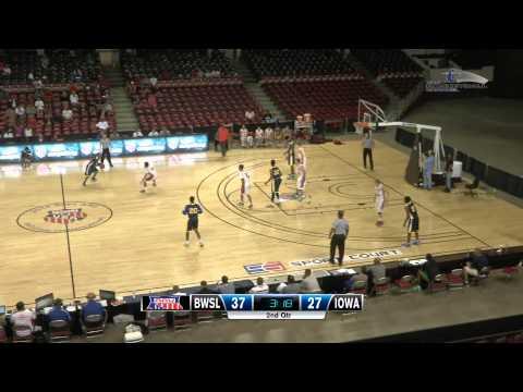 2014 AAU Boys' Basketball Super Showcase - Boo Williams vs. Iowa