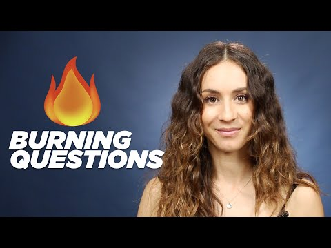 Troian Bellisario Answers Your Burning Questions