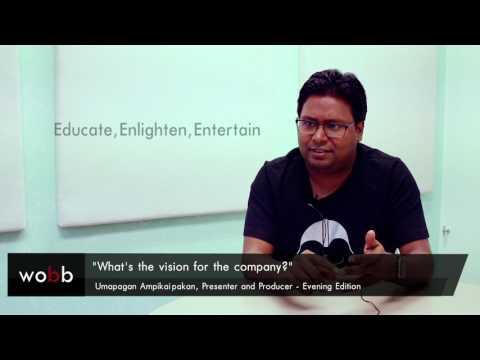 BFM 89.9 - Umapagan Ampikaipakan, Presenter and Producer - Evening Edition   WOBB