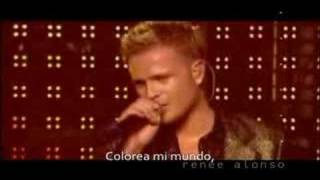 Westlife - Colour My World (Traducida)