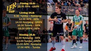 IFK Cup | Nyköping - HIFK