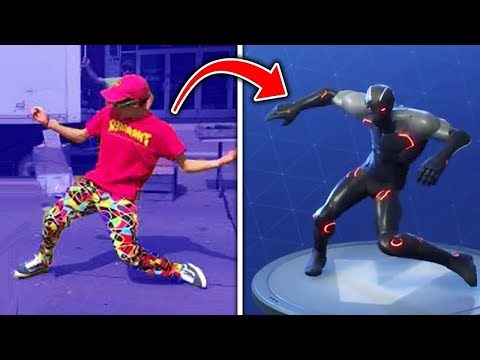 2019 Top 10 Fortnite Dances IN REAL LIFE top media D