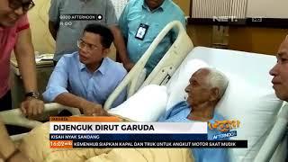 Download Video Dirut Garuda Indonesia Jenguk Nyak Sandang MP3 3GP MP4