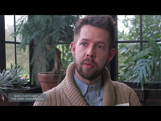 Travel Vlog 18: Chatting with Matthew Pottage, Curator of RHS Garden Wisley