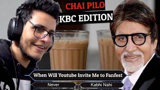 Chai Pilo with Nonu : KBC Edition