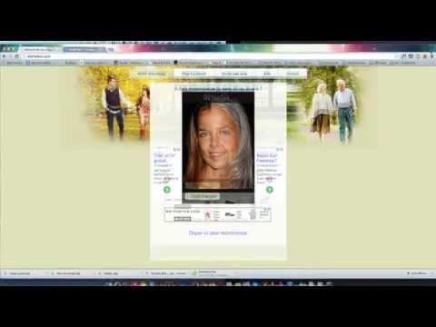 Vieillir son visage en ligne et gratuitement avec oldmyface