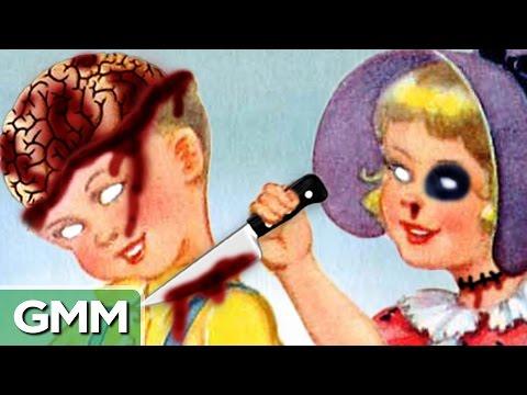6 Creepy Nursery Rhyme Origins (GAME)