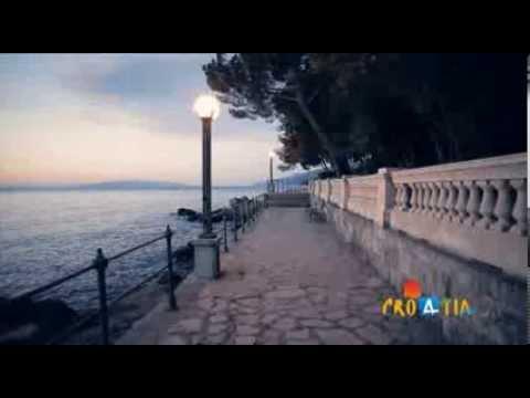 Wonderous Opatija, Croatia
