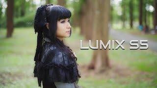 Panasonic LUMIX S5 4K 30p 4:2:2 10bit V-Log Color Grading Test