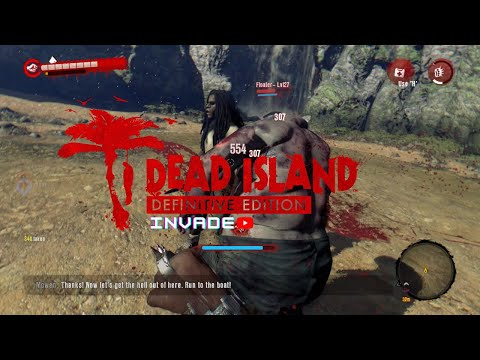 [Invade] Dead Island Definitive Edition part 10 (21.02.10) |