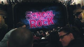 SCHOOL OF ROCK THE MUSICAL (Vlog)